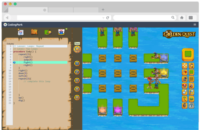 Coding Park – Coding for Kids